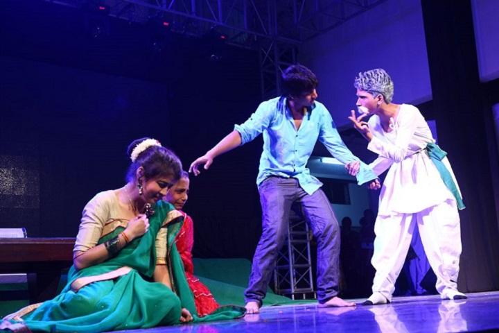 Akash Model School-Drama Performance