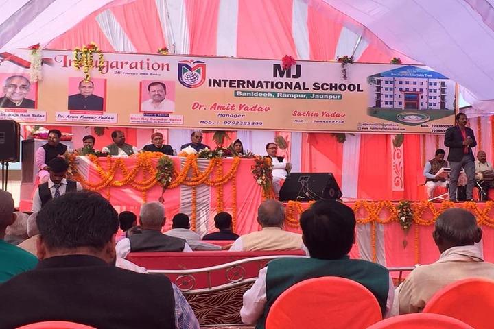 MJ International School-Annual Day
