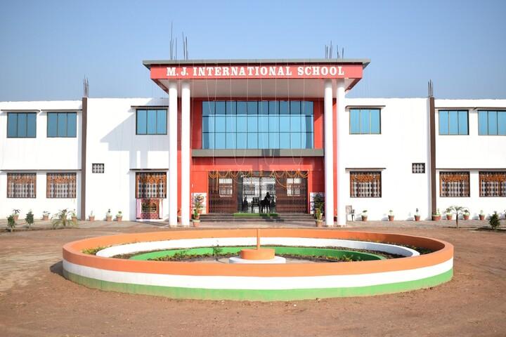 MJ International School-Campus View