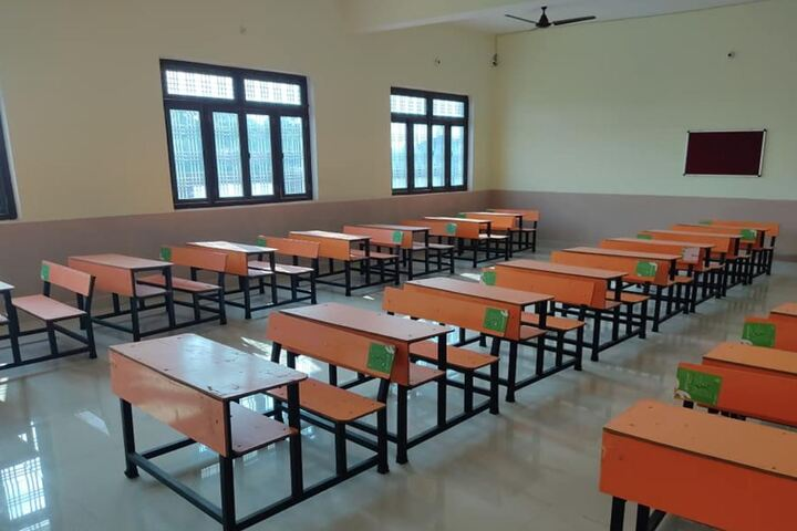 MJ International School-Classroom