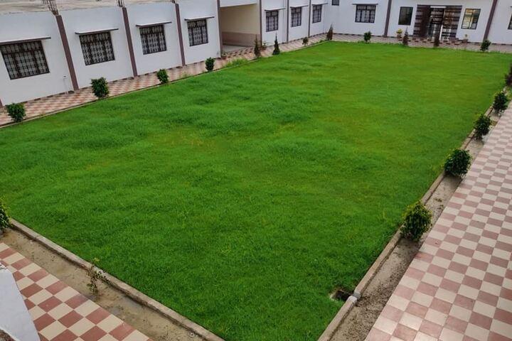 MJ International School-Garden