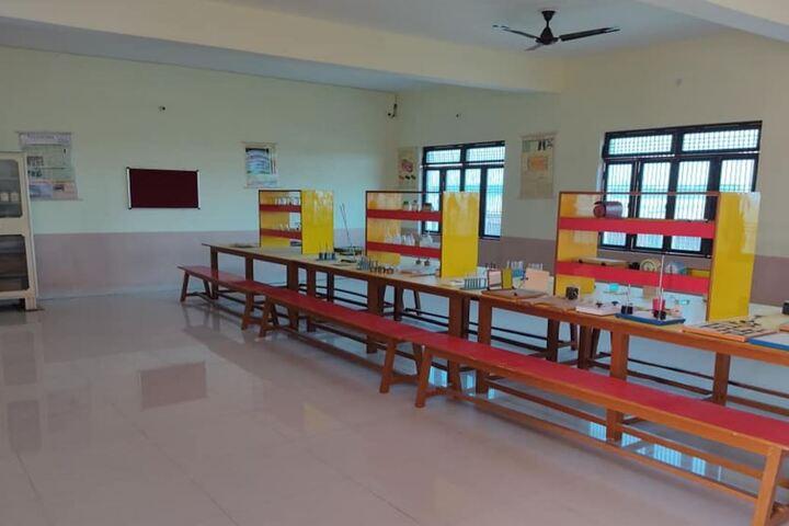 MJ International School-Lab