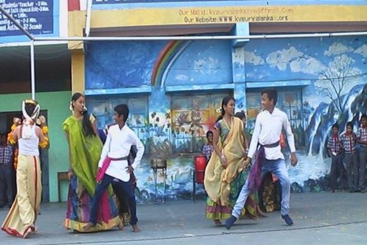 Kendriya Vidyalaya-Celebrations