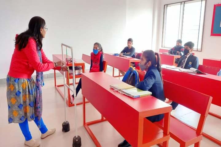 Sheat Public School-Classroom