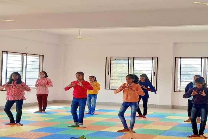 Sheat Public School-Dance Room