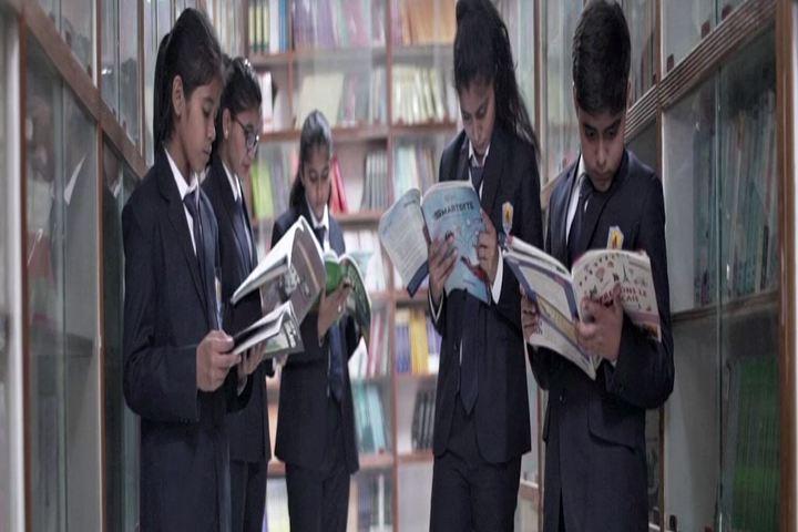 Sheat Public School-Library