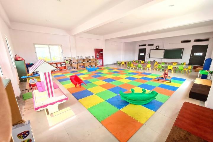 Sheat Public School-Play Room