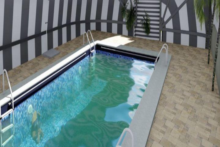 Sheat Public School-Swimming Pool