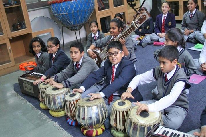Amity International School-Classical Instrumental Music