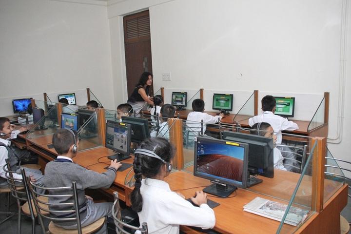 Amity International School-Digital Language Lab