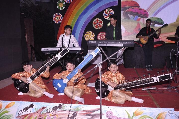 Amity International School-Annual Day Celebrations
