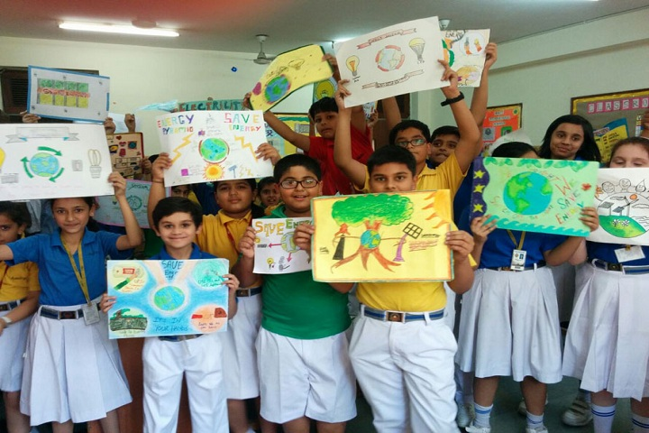 Amity International School-Art