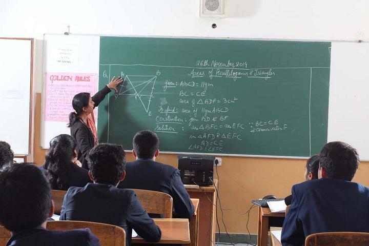 Amity International School-Class Room