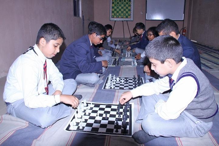 Amity International School-Indoor Games
