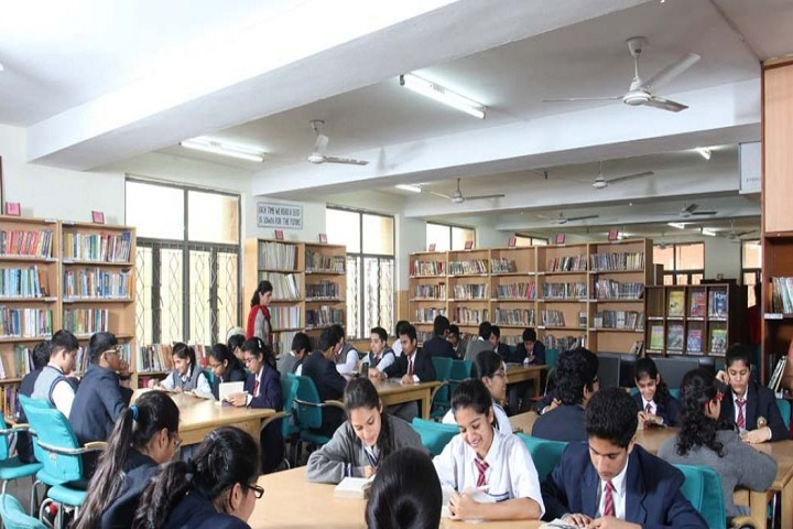 Amity International School-Library
