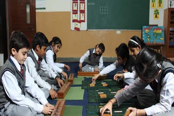 Amity International School-Montessori Lab