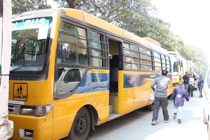Amity International School-Transportation