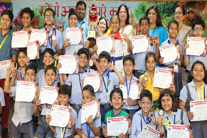 Amity International School-Kids