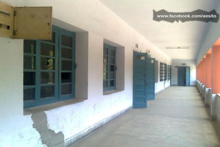 Andhra Education Society Senior Secondary School-School Corridor View