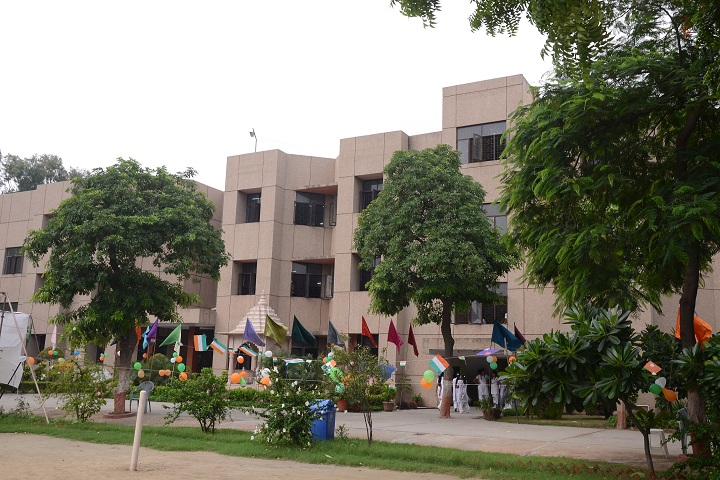 Andhra Education Society Senior Secondary School-Campus view