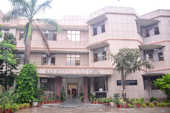 Andhra Education Society Senior Secondary School-Campus