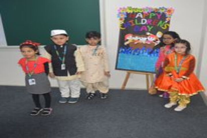 Bharat Ram Global School-Childrens day