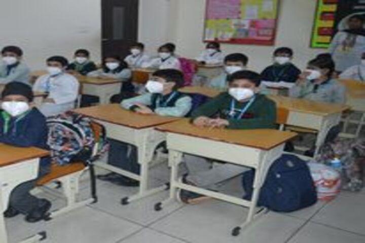 Bharat Ram Global School-Class Room