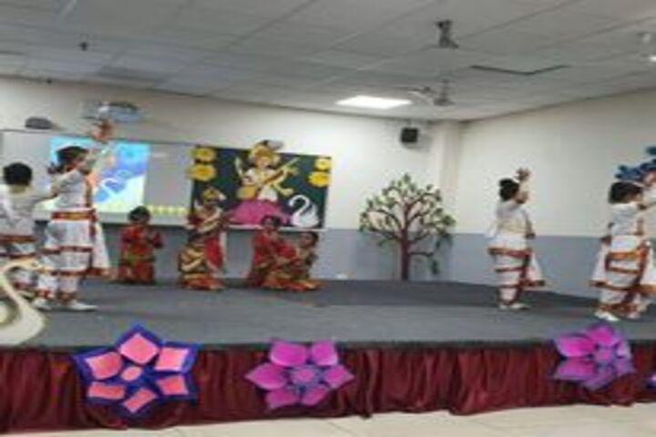 Bharat Ram Global School-Dance