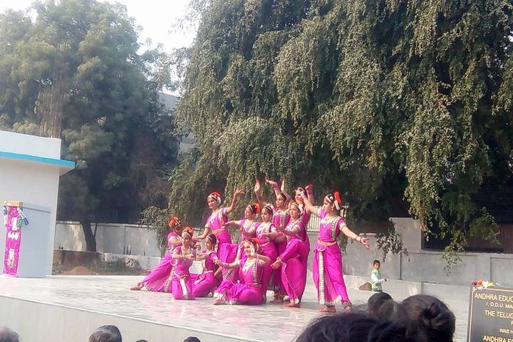 Andhra Education Society-Dance