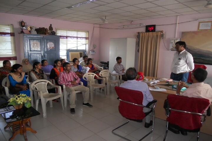 Kendriya Vidyalaya No 2-Parenting Seminars