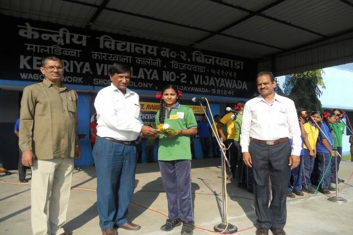 Kendriya Vidyalaya No 2-Prize Distribution
