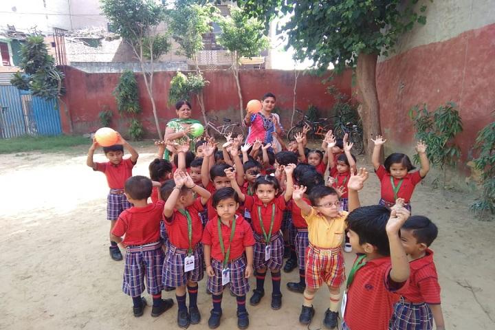Angel Public School-Activities