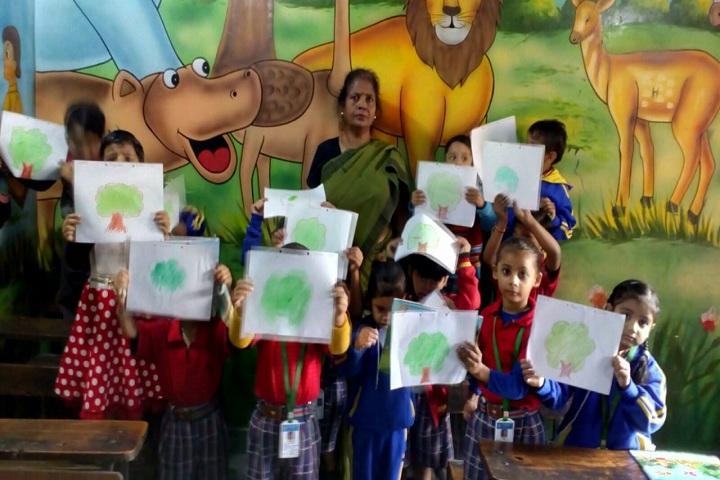 Angel Public School-Childrens Day Celebrations