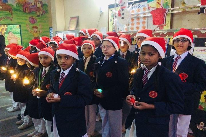 Angel Public School-Chirstmas Celebrations