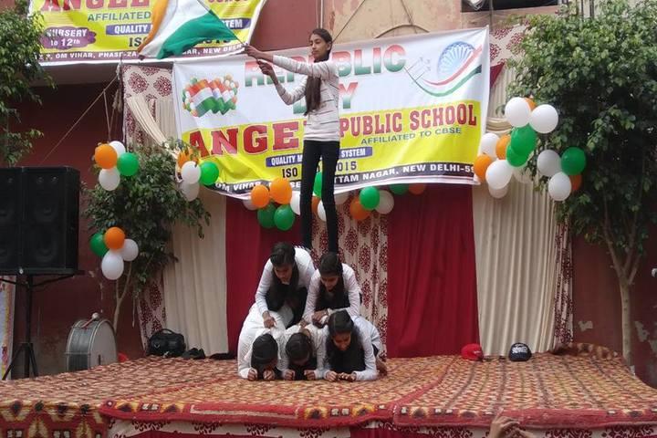 Angel Public School-Dance