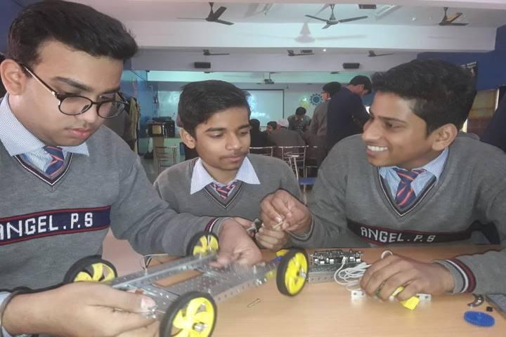 Angel Public School-Robotics Classes