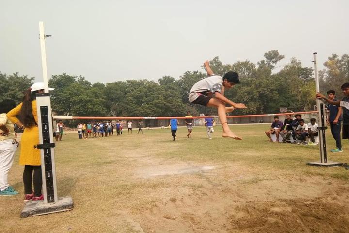Angel Public School-Sports