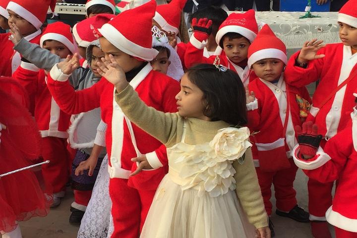 Angels Public School-Christmas Day Celebrations