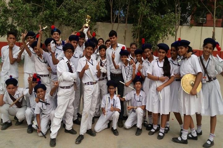 Angels Public School-Inter School Competition