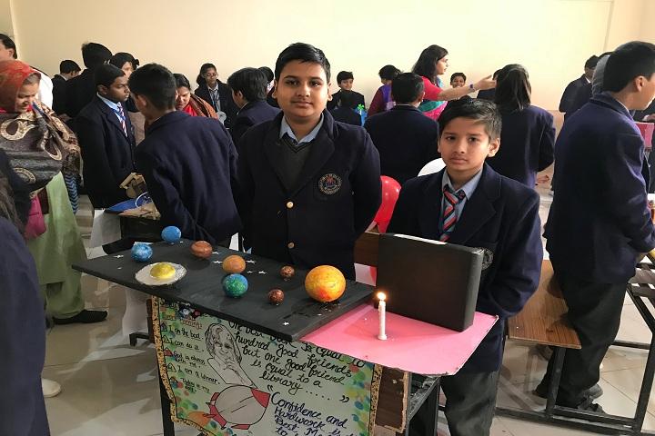 Angels Public School-Science Fair
