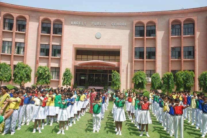Angels Public School-Campus View
