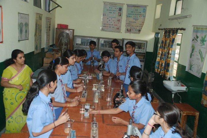 Angels Public School-Science Lab