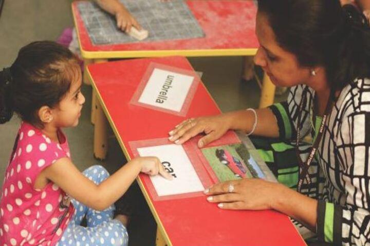 VIBGYOR Rise School-Teaching