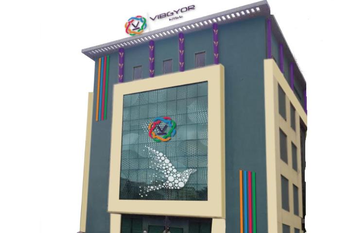 Vibgyor Rise School - School Building