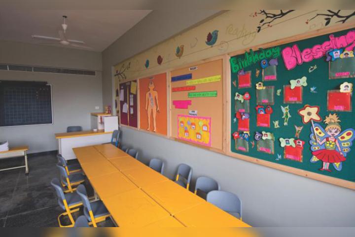Vibgyor Rise School - Classroom View