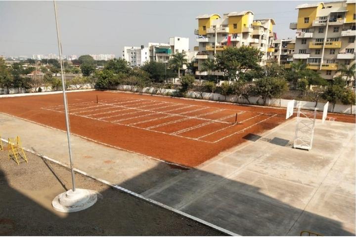Abhishek International School-Ground