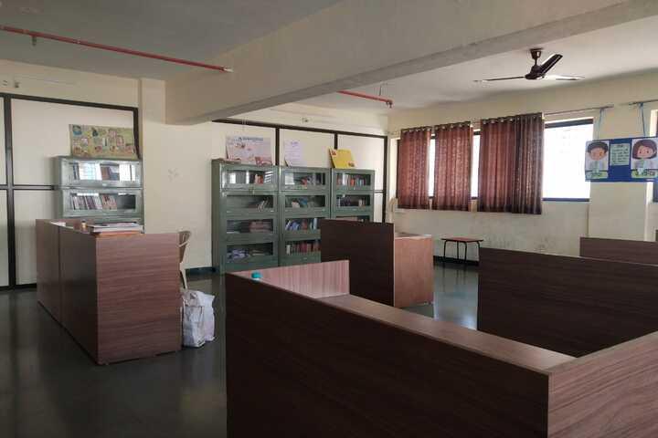 Abhishek International School-Library