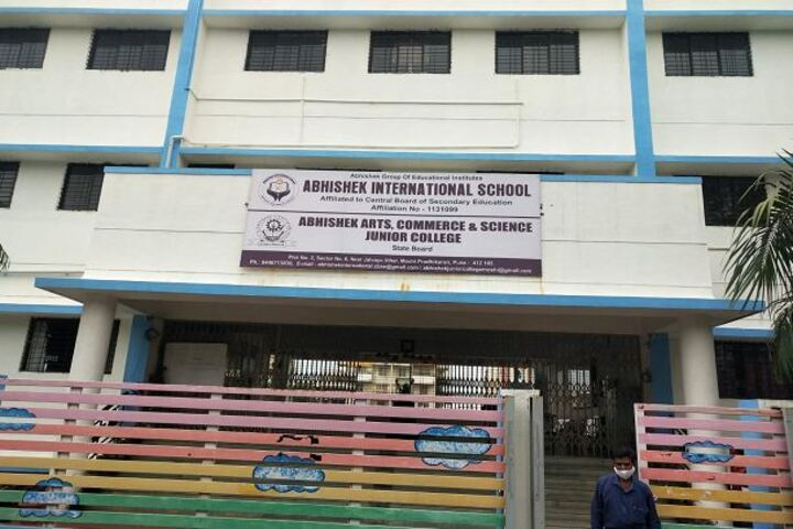 Abhishek International School-School Building