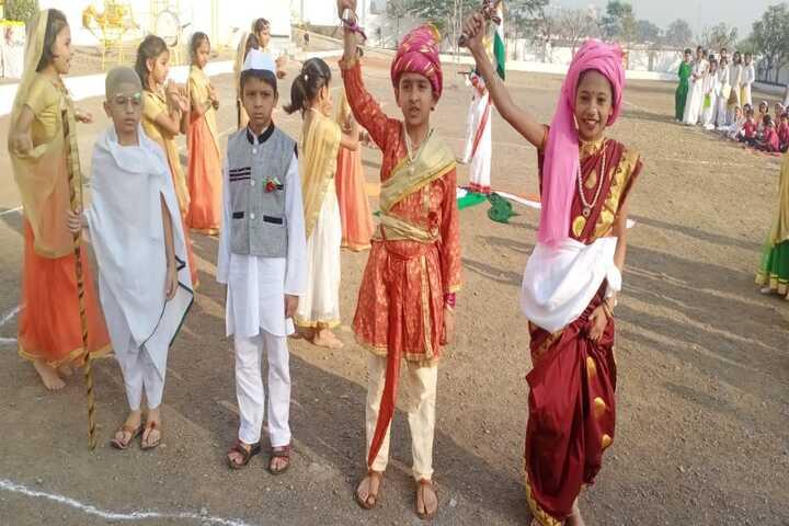 Abhishek International School-Traditional Wear