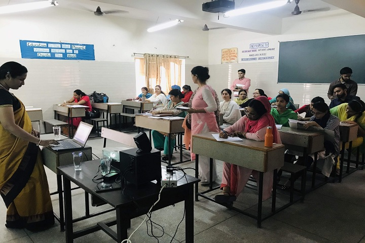 Anglo Arabic Model School-Teachers Workshop